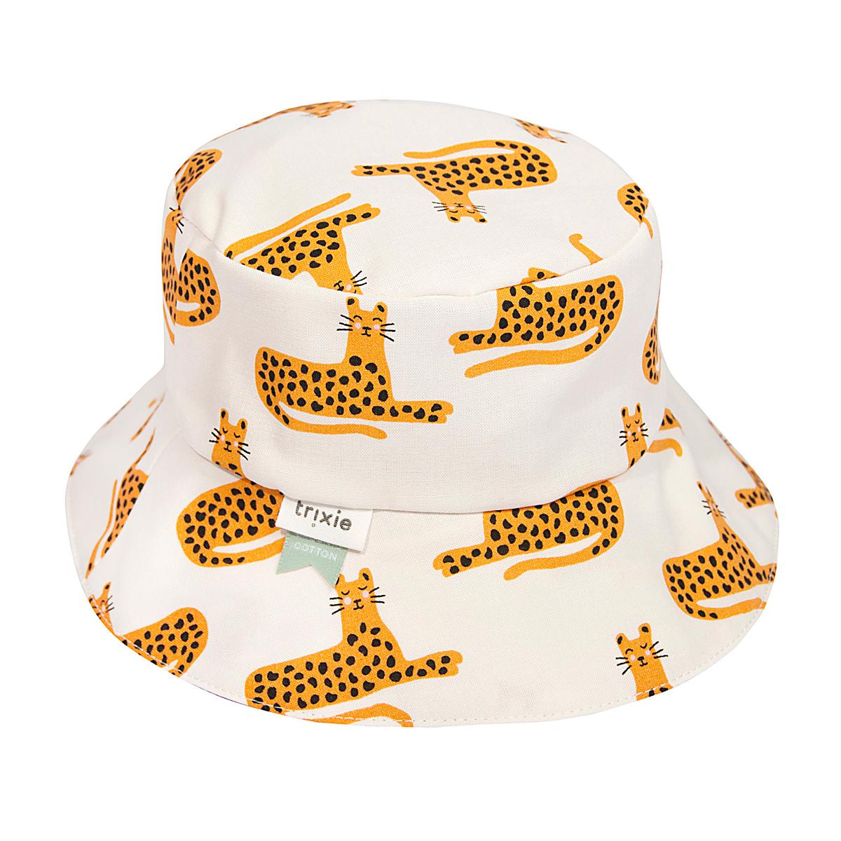 Accessoires bébé Chapeau de Soleil Cheetah - 12/18 Mois Chapeau de Soleil Cheetah - 12/18 Mois