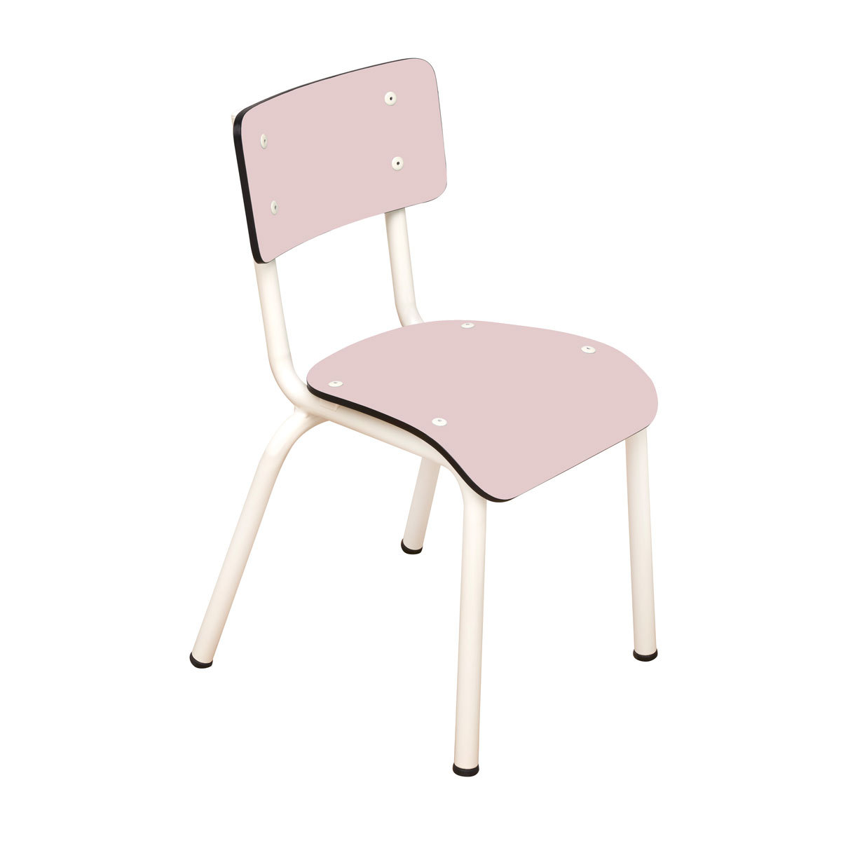 Les Gambettes Chaise Little Suzie Rose Poudré Table Chaise Les