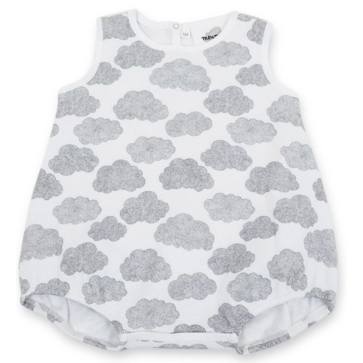 Robe & Combinaison Barboteuse Baba - Nuages - 24 Mois Barboteuse Baba - Nuages - 24 Mois