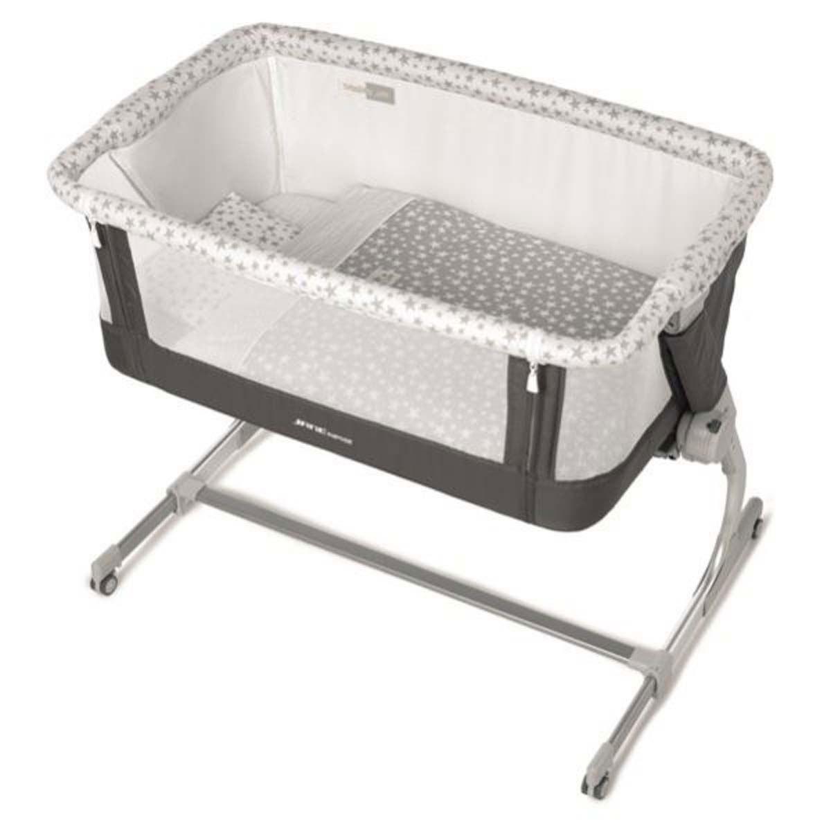 jan berceau baby side star lit b b jan sur l. Black Bedroom Furniture Sets. Home Design Ideas