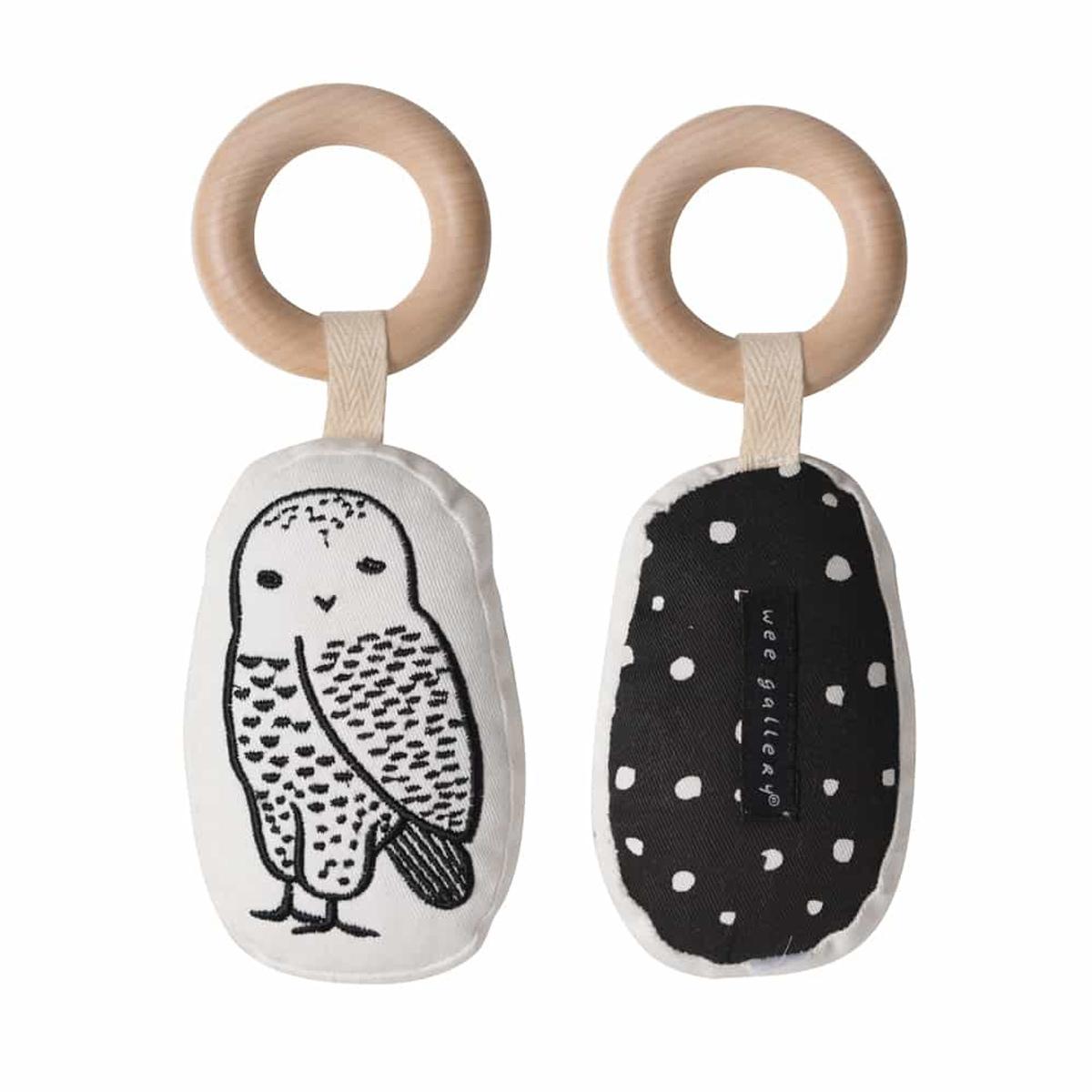 Hochet Hochet - Owl Hochet - Owl
