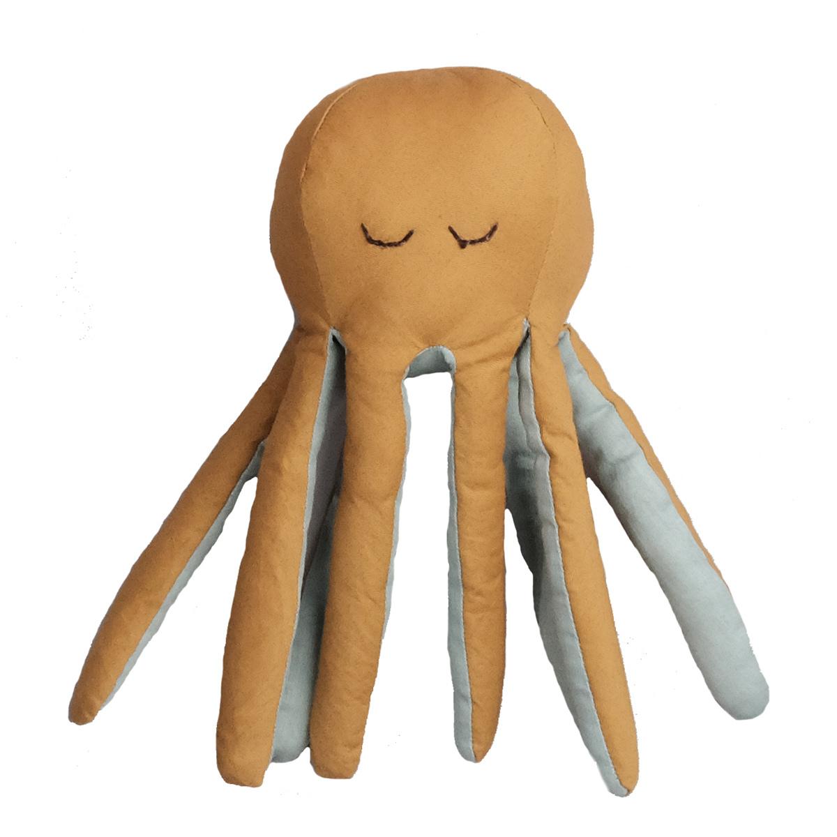 fabelab hochet octopus hochet fabelab sur l 39 armoire de b b. Black Bedroom Furniture Sets. Home Design Ideas