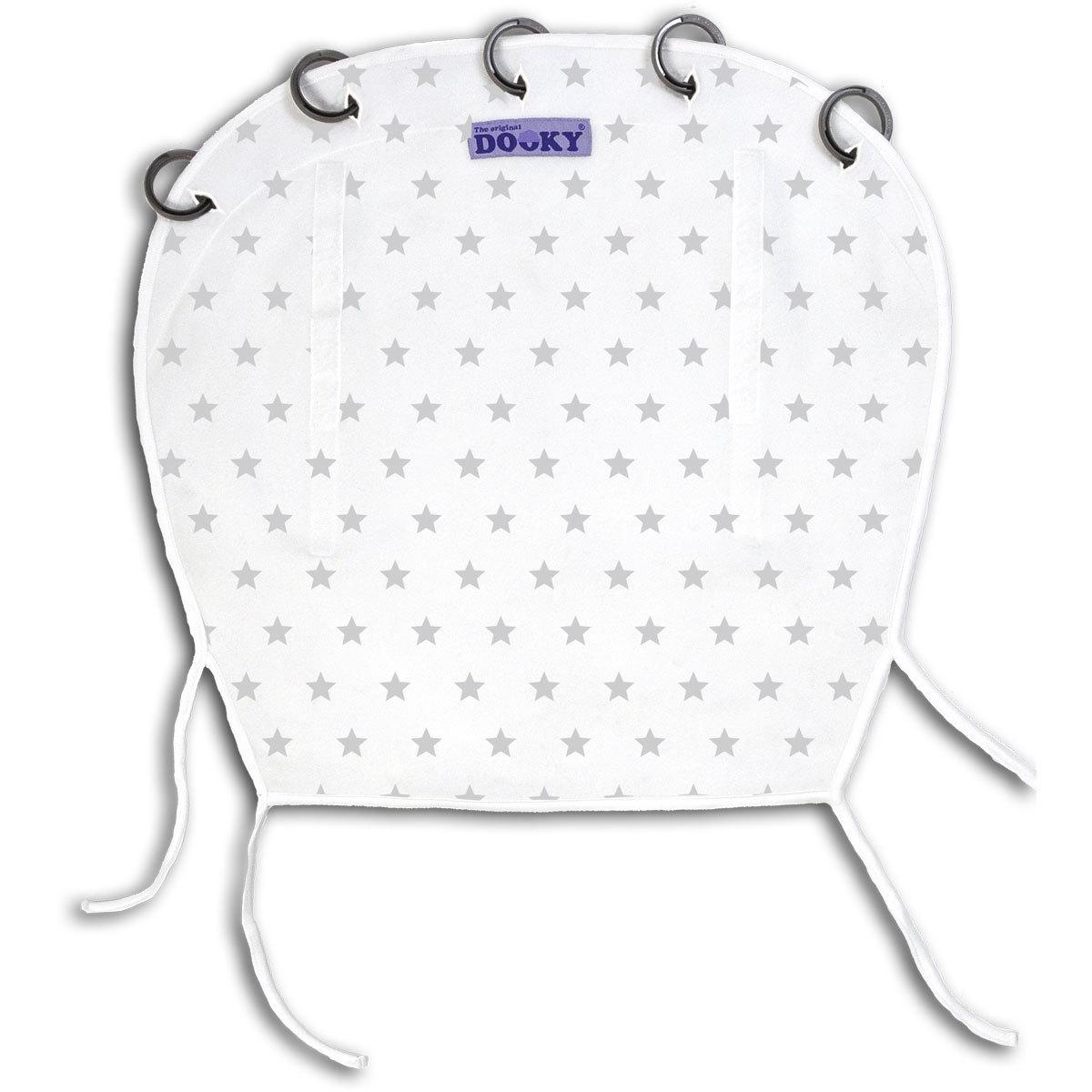 Ombrelle et protection Protection pour Poussette Dooky Design - Blanc Protection pour Poussette Dooky Design - Blanc
