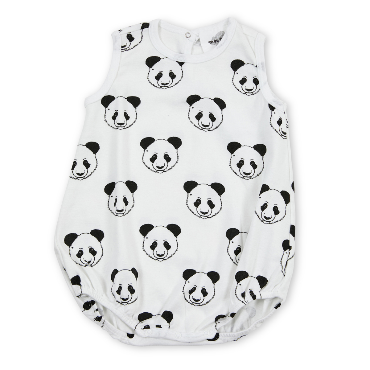 Robe & Combinaison Baba Barboteuse Panda - 12 Mois Baba Barboteuse Panda - 12 Mois