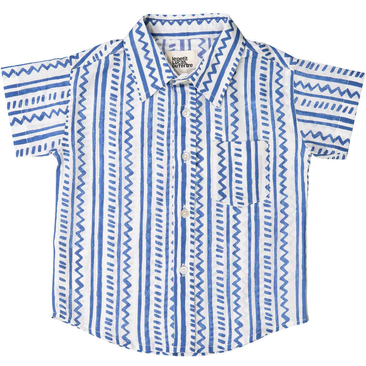 """Hauts bébé Chemise """"Matisse Stripes"""" - 12/18 Mois Chemise """"Matisse Stripes"""" - 12/18 Mois"""