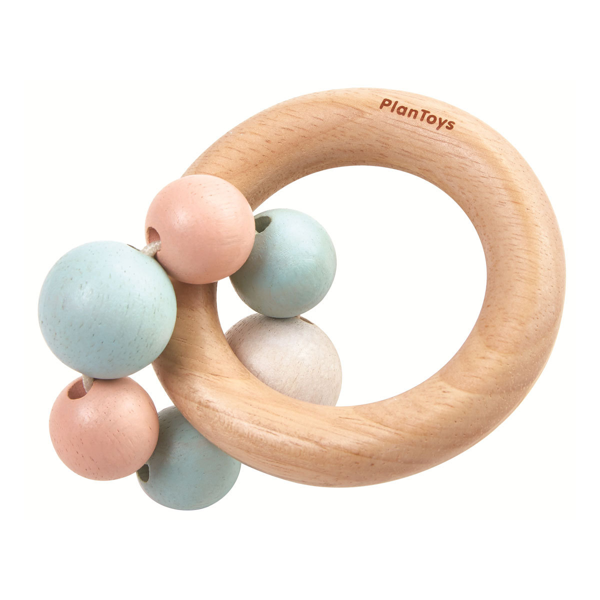 Hochet Hochet Perles - Pastel