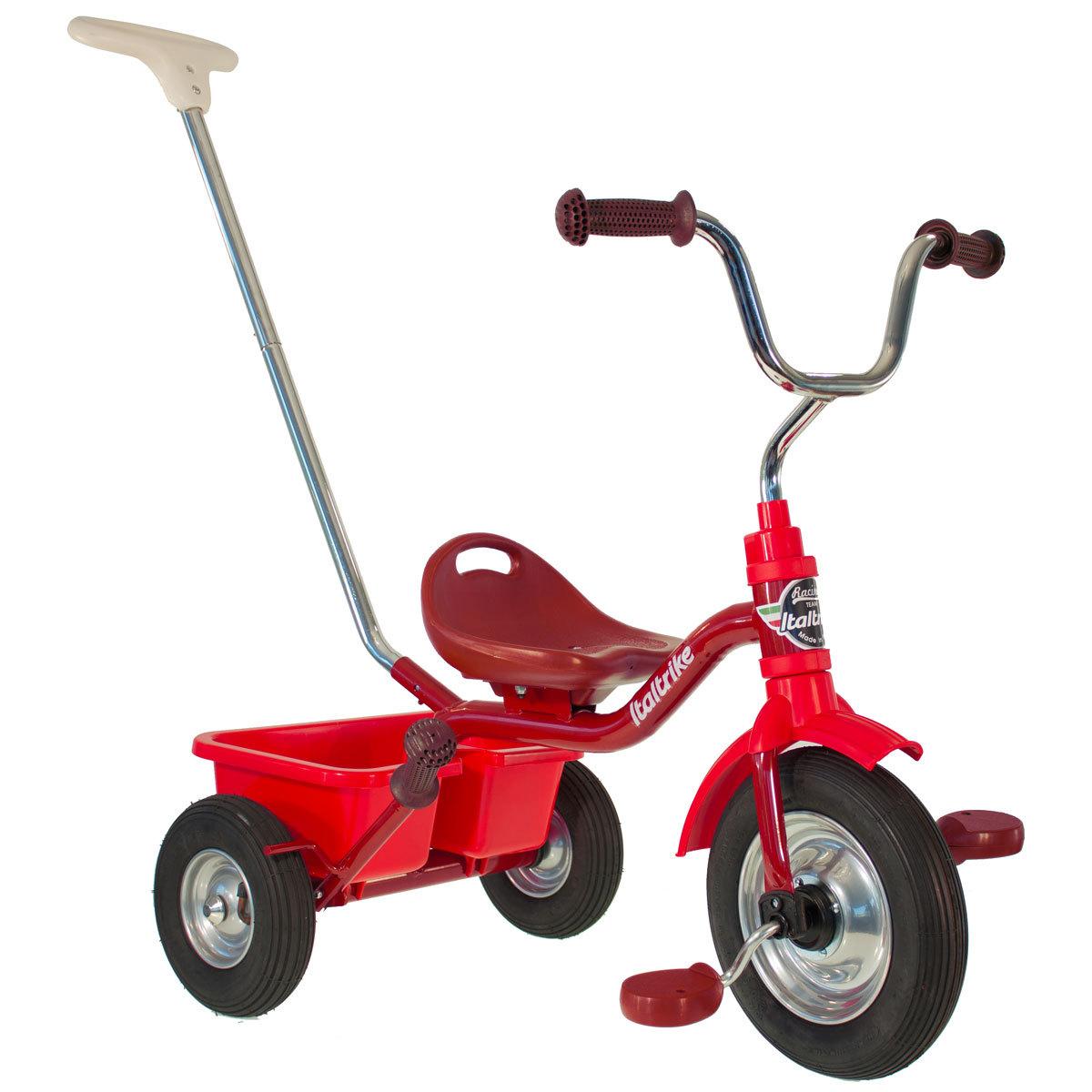 Trotteur & Porteur Tricycle Racing Monza - Rouge Tricycle Racing Monza - Rouge