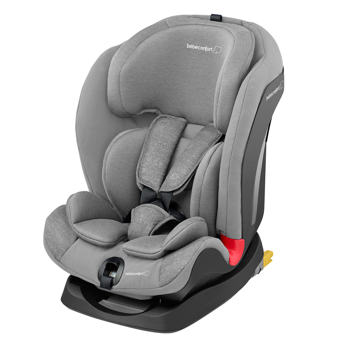 b b confort si ge auto titan isofix groupe 1 2 3 nomad grey si ge auto et coque b b. Black Bedroom Furniture Sets. Home Design Ideas