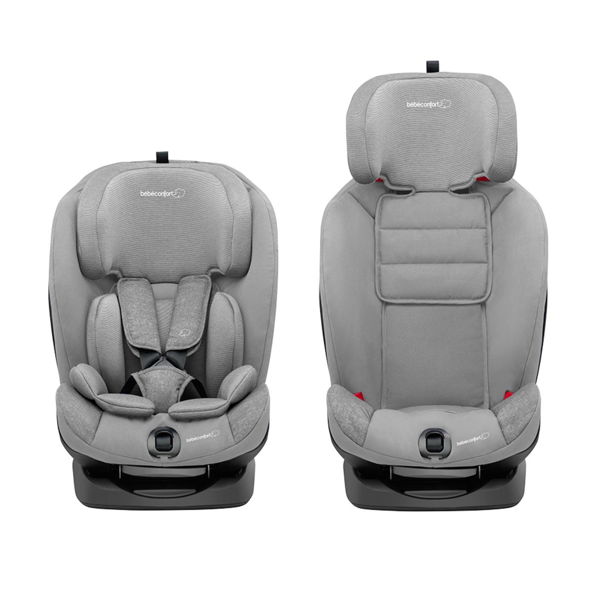 b b confort si ge auto titan isofix groupe 1 2 3 nomad grey si ge auto et coque b b. Black Bedroom Furniture Sets. Home Design Ideas