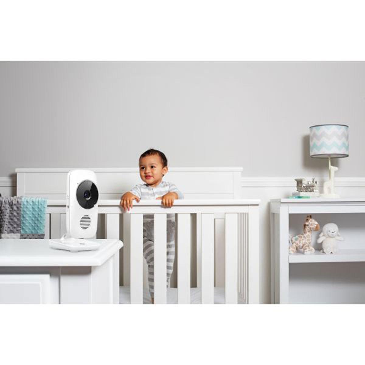 motorola baby babyphone avec ecran mbp483 coute b b. Black Bedroom Furniture Sets. Home Design Ideas