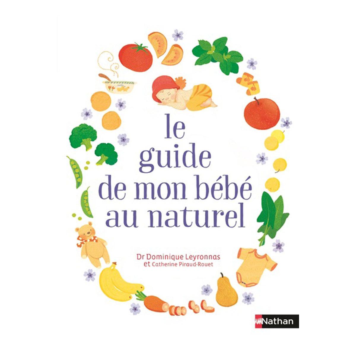 Livre & Carte Le guide de mon bébé au naturel Le guide de mon bébé au naturel