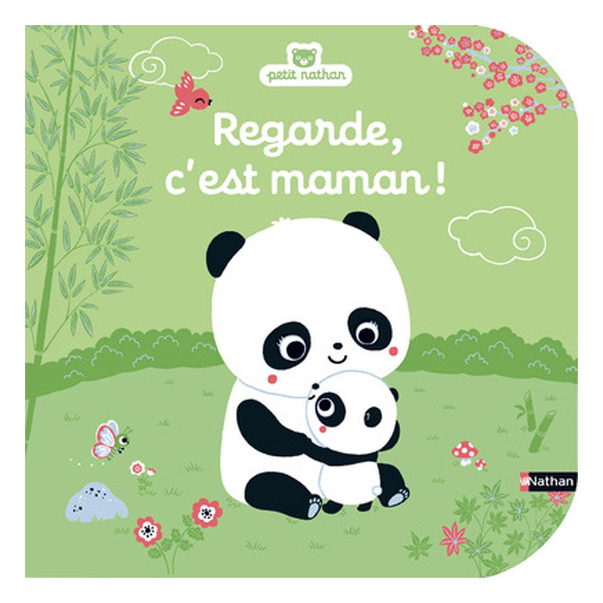 Livre & Carte Regarde, C'est Maman! Regarde, C'est Maman!