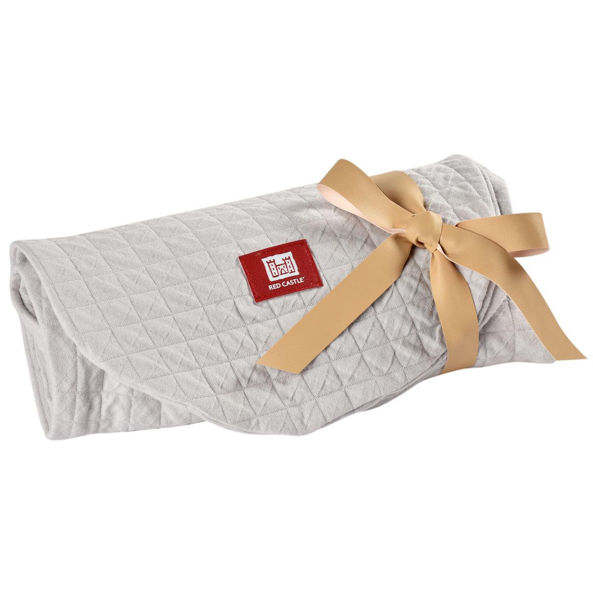 Coussin allaitement Housse pour Big Flopsy Fleur de Coton - Gris Perle Housse pour Big Flopsy Fleur de Coton - Gris Perle