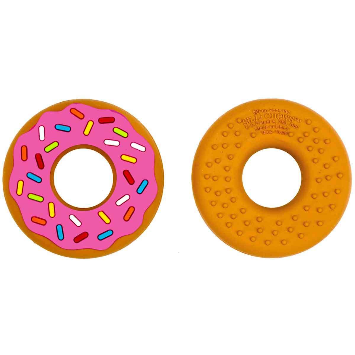 Dentition Jouet de Dentition Donut - Rose Jouet de Dentition Donut - Rose