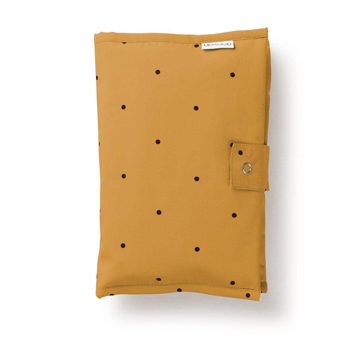 Couche Pochette Liv - Classic Dots Mustard Pochette Liv - Classic Dots Mustard