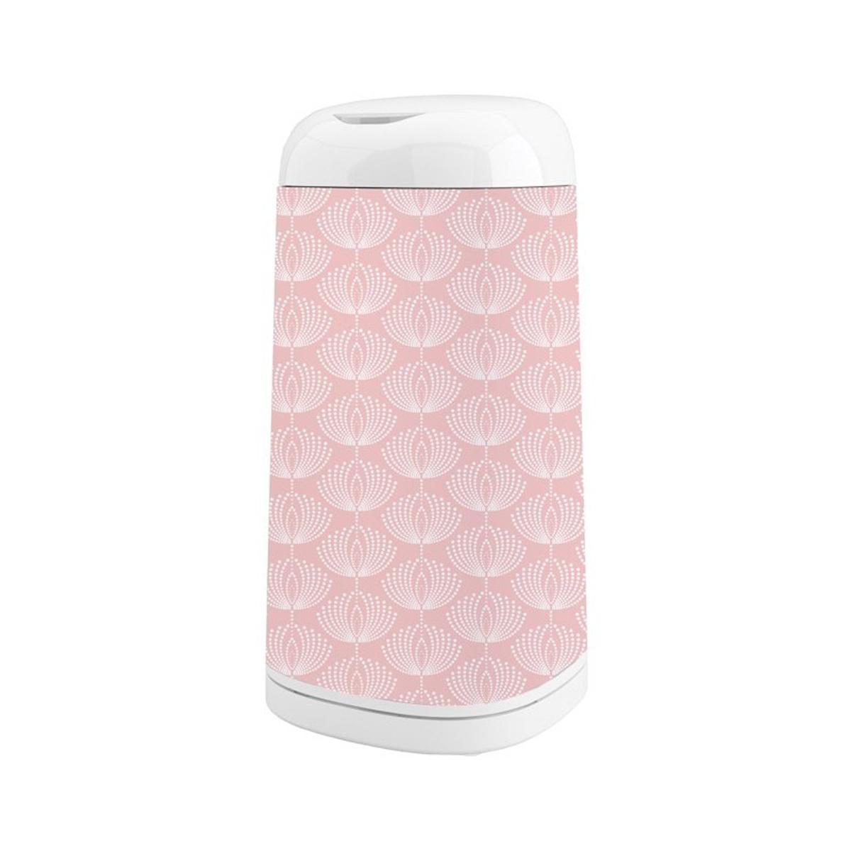 Couche Housse pour Poubelle Dress Up - Fleurs / Rose Housse pour Poubelle Dress Up - Fleurs / Rose