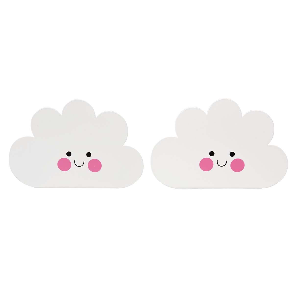Livre & Carte Serre-Livres Happy Cloud Serre-Livres Happy Cloud
