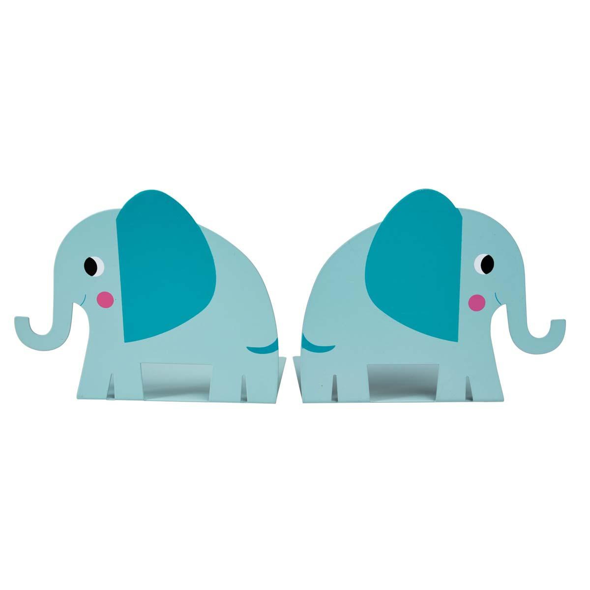 Livre & Carte Serre-Livres Elvis l'Eléphant Serre-Livres Elvis l'Eléphant