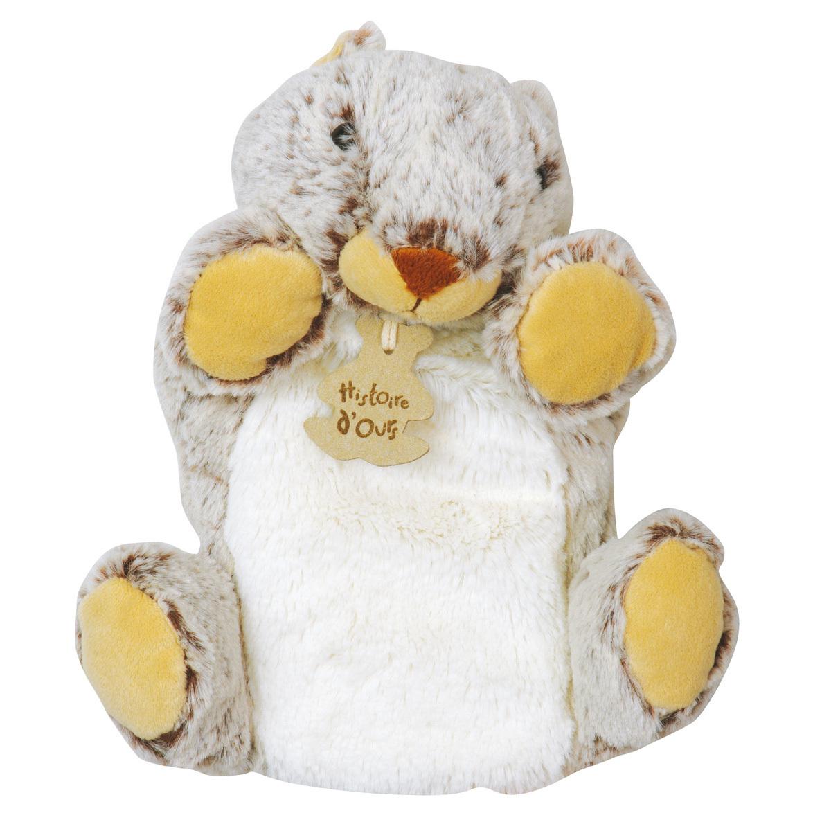 Marionnette Les Z'Animoos - Marionnette Marmotte Les Z'Animoos - Marionnette Marmotte