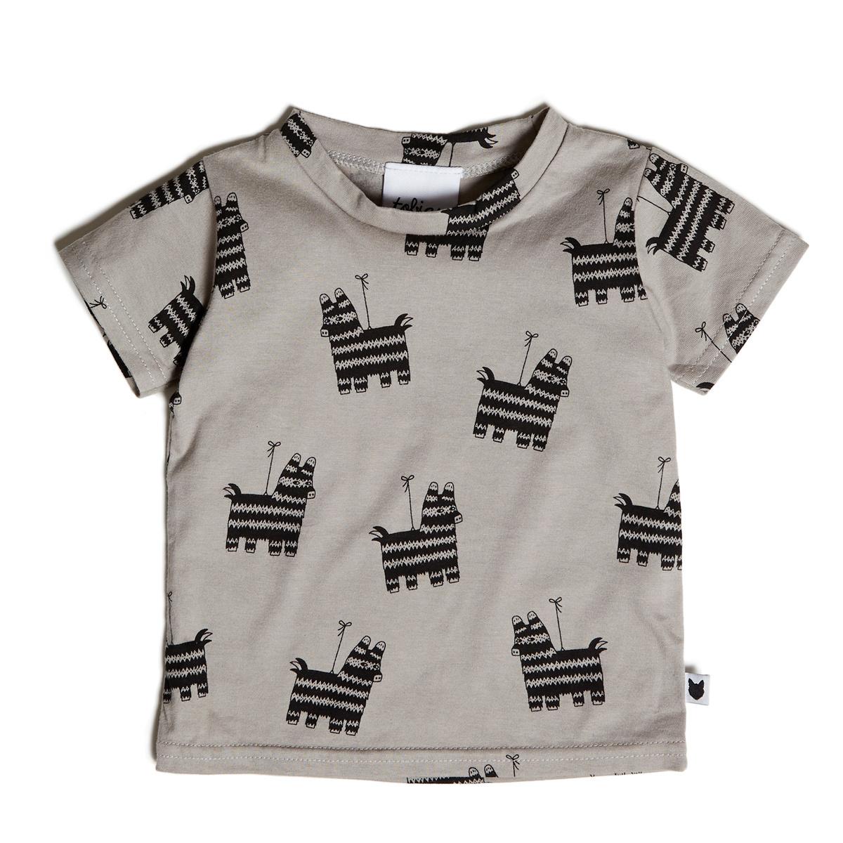 Hauts bébé Tee-Shirt Pinata Party - 6/12 Mois Tee-Shirt Pinata Party - 6/12 Mois