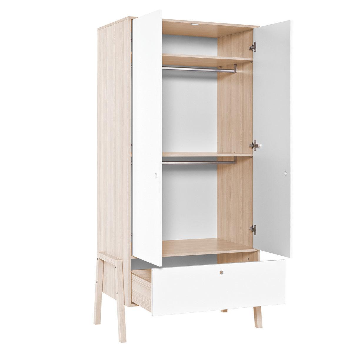 vox meubles armoire 2 portes spot armoire vox meubles. Black Bedroom Furniture Sets. Home Design Ideas