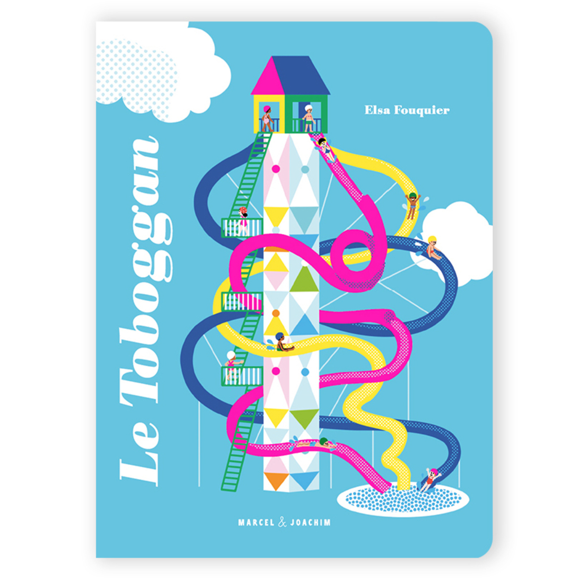 Livre & Carte Le Toboggan