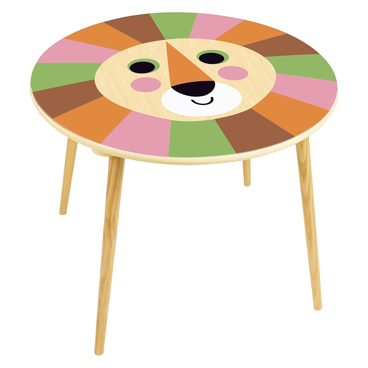 Table & Chaise Table Lion par Ingela P. Arrhenius Table Lion par Ingela P. Arrhenius