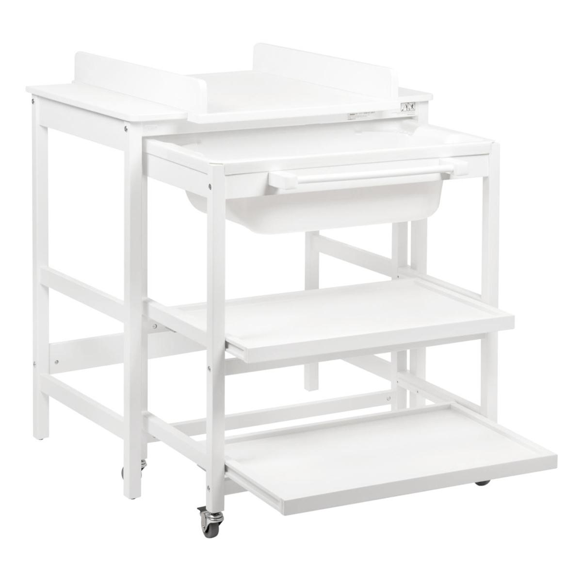 Table à langer Meuble de Bain Smart Confort - Blanc Meuble de Bain Smart Confort - Blanc