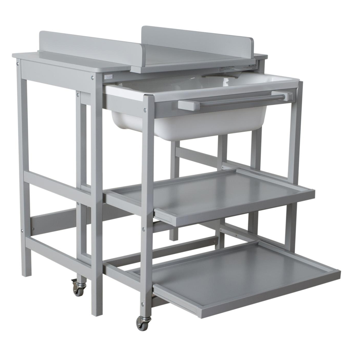 Table à langer Meuble de Bain Smart Confort - Griffin Grey Meuble de Bain Smart Confort - Griffin Grey