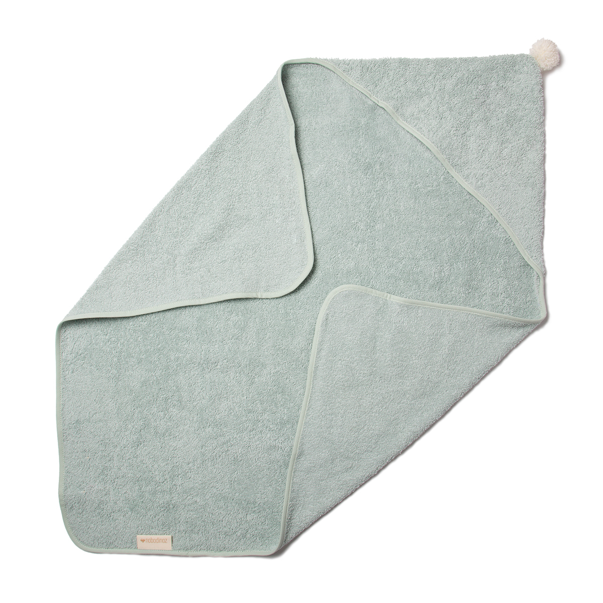 Linge & Sortie de bain Cape de Bain So Cute - Green Cape de Bain So Cute - Green