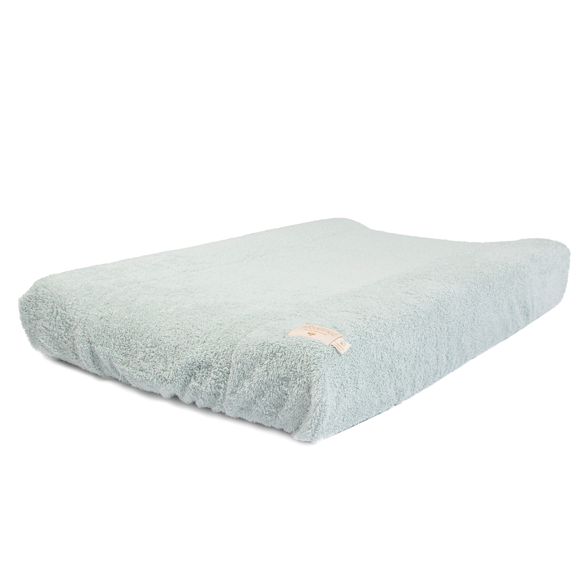 Nobodinoz Protege Matelas A Langer So Cute 50 X 70 Cm Green