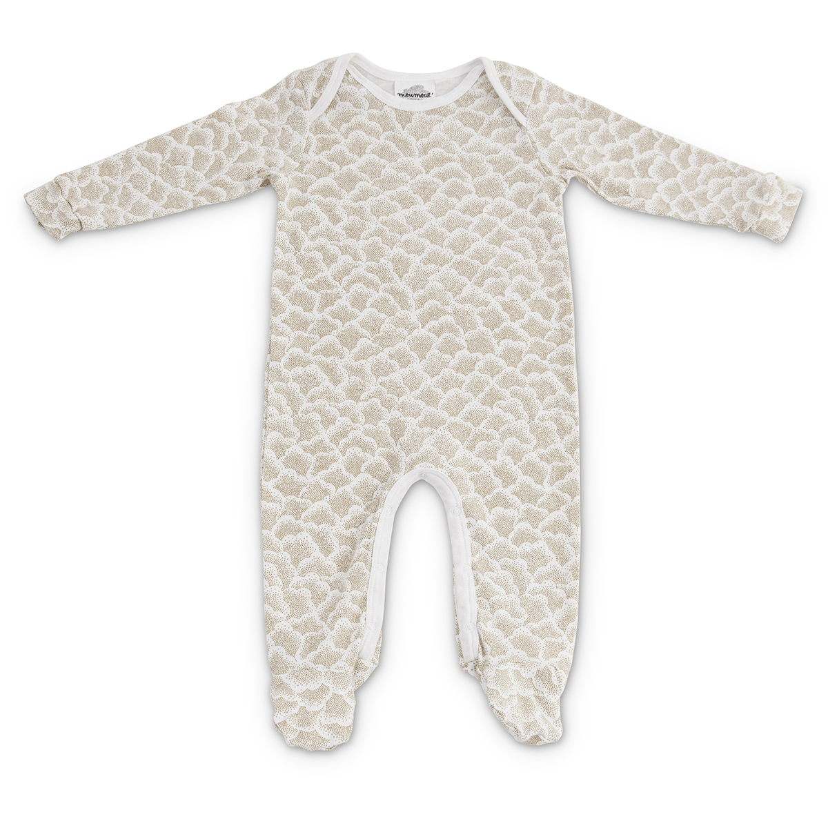 Body & Pyjama Pyjama Bobo Feet Cotton Cactus - 3 Mois