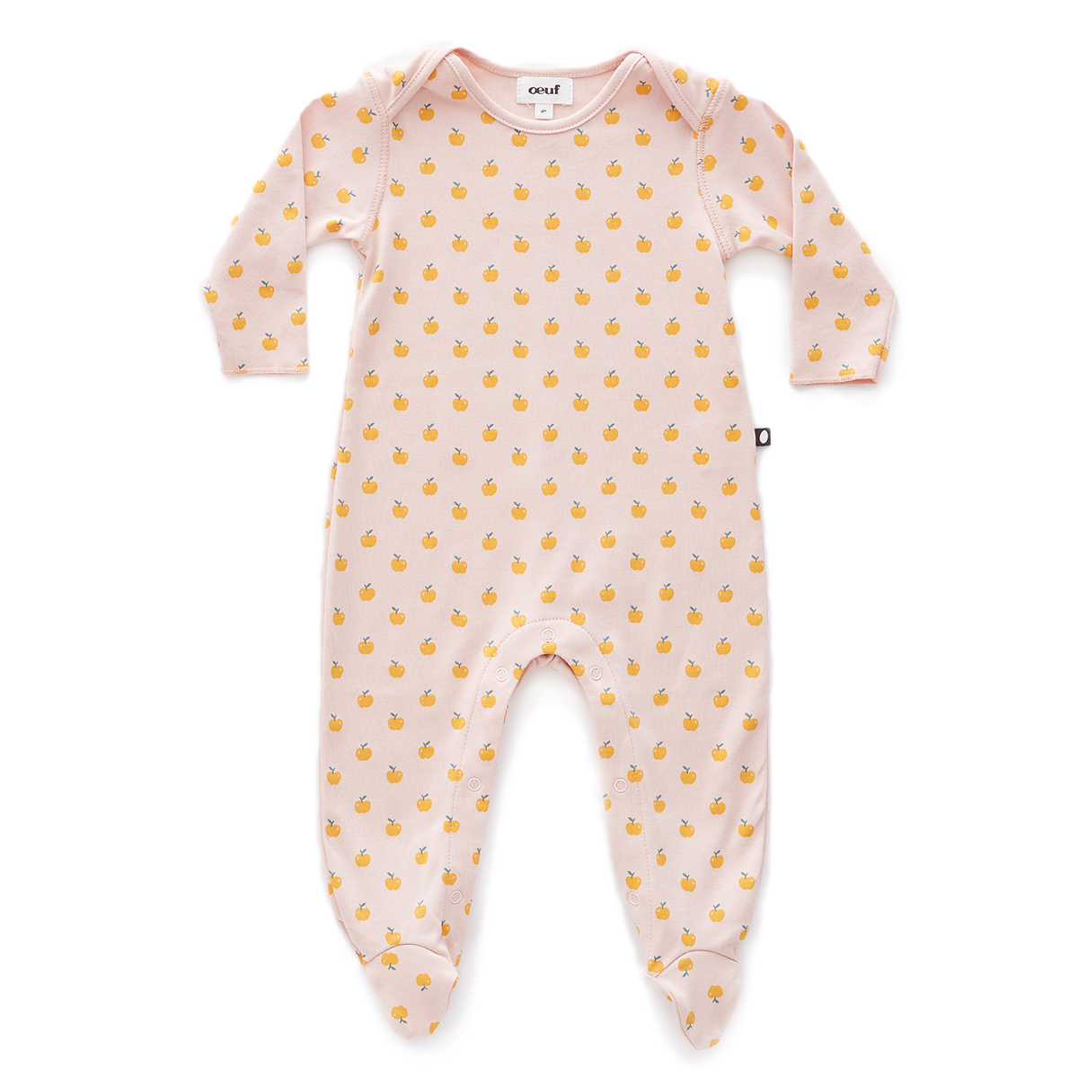 Body et Pyjama Pyjama Pommes Rose - 6 Mois Pyjama Pommes Rose - 6 Mois