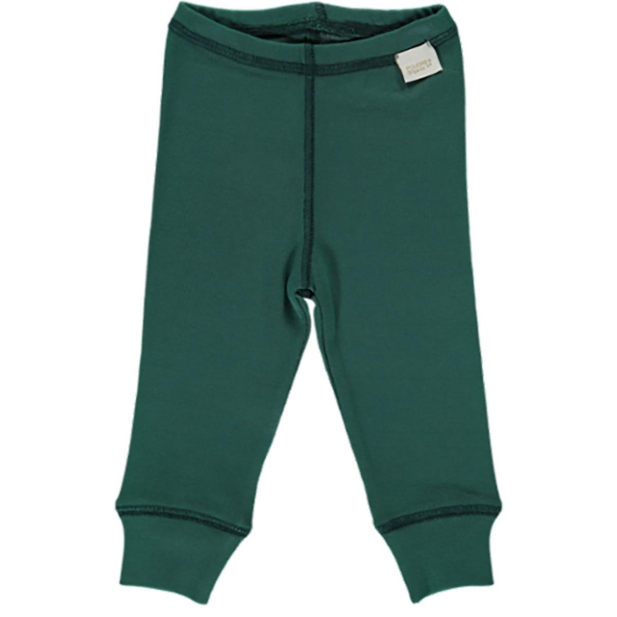 Bas Bébé Leggings Basilic Bistro Green - 3 Mois Leggings Basilic Bistro Green - 3 Mois