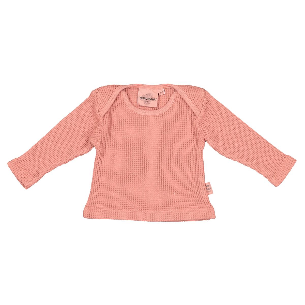 Haut bébé Tee-shirt Mü Bee Terracotta - 6 Mois