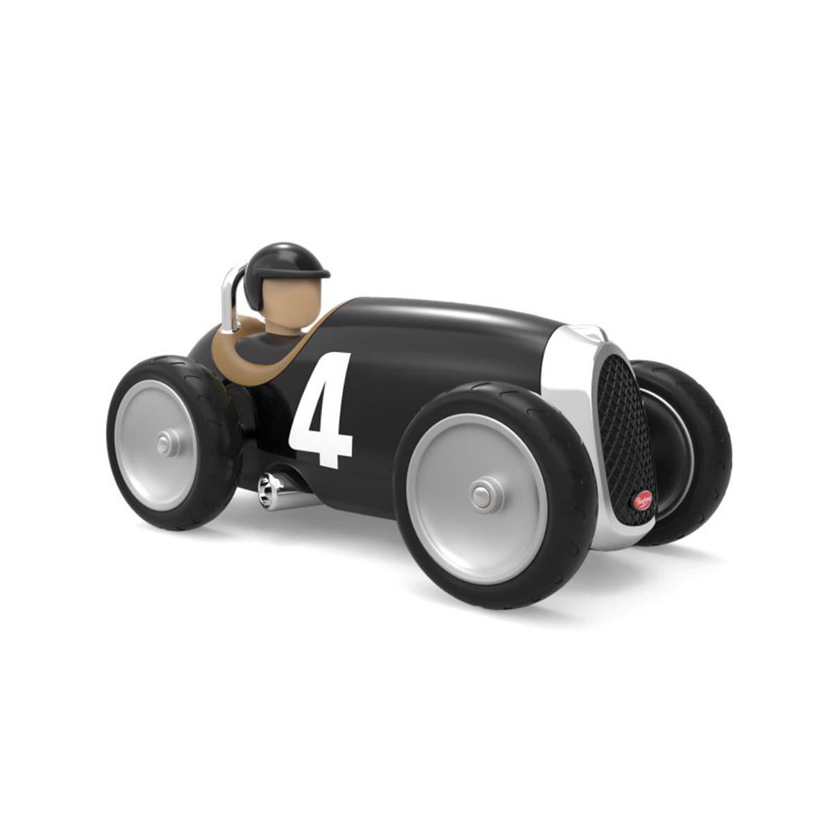 Mes premiers jouets Voiture en Métal Racing Car - Noir Voiture en Métal Racing Car - Noir