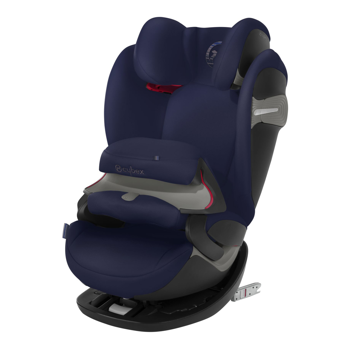 cybex si ge auto pallas s fix isofix groupe 1 2 3 denim blue si ge auto et coque cybex sur l. Black Bedroom Furniture Sets. Home Design Ideas