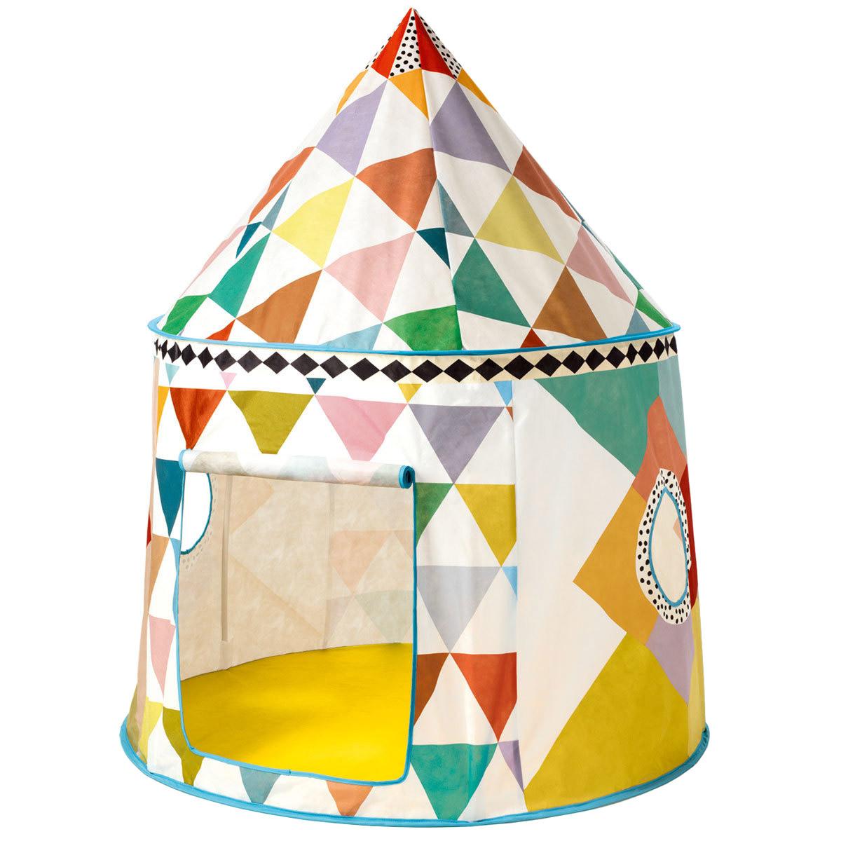 Tipi Cabane Multicolore Cabane Multicolore