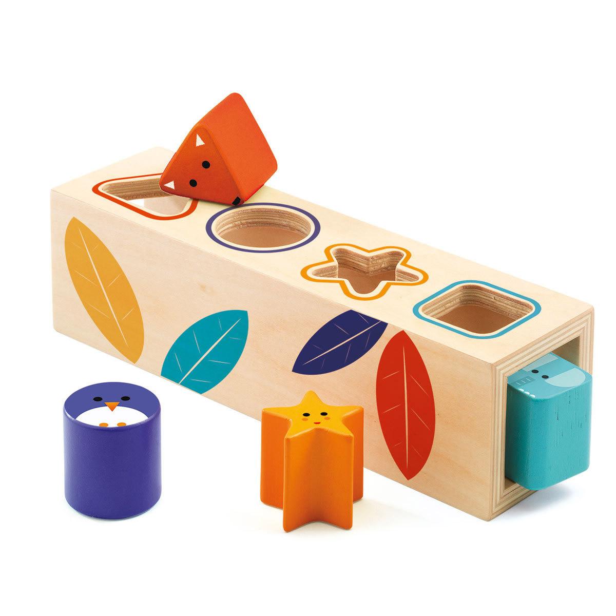 Mes premiers jouets BoitaBasic Boite à Formes BoitaBasic Boite à Formes