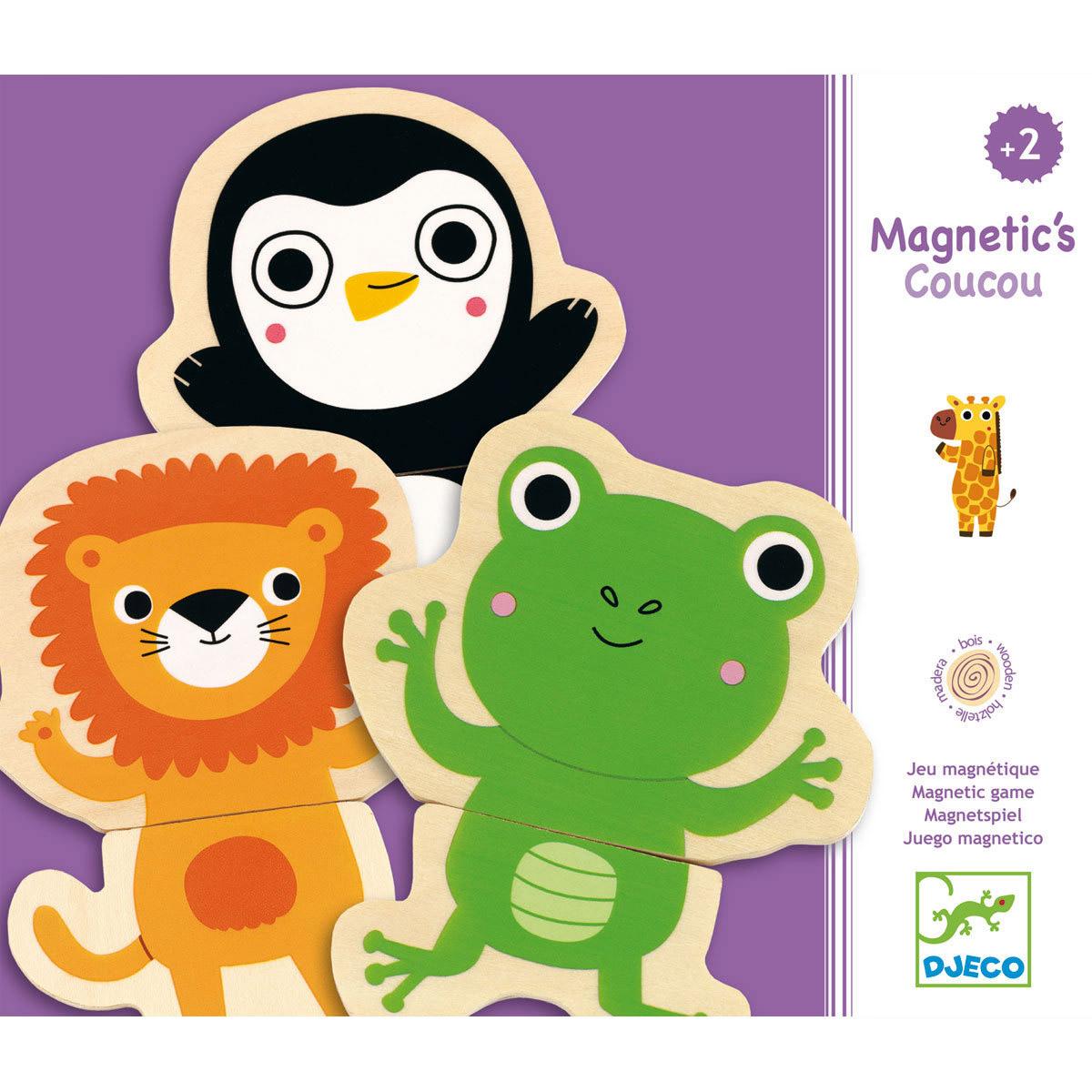 Mes premiers jouets Coucou Magnétique Coucou Magnétique