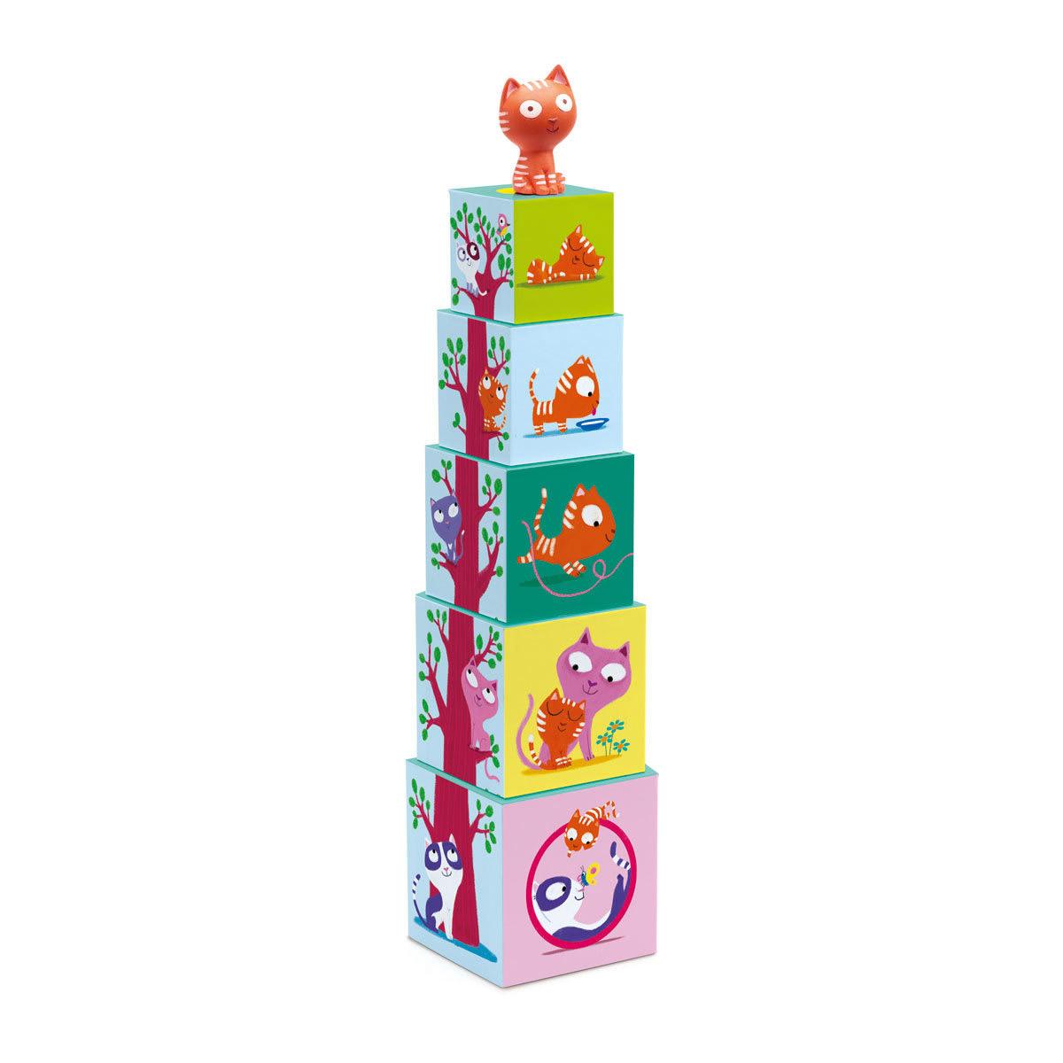 Mes premiers jouets Catibloc Cubes Catibloc Cubes