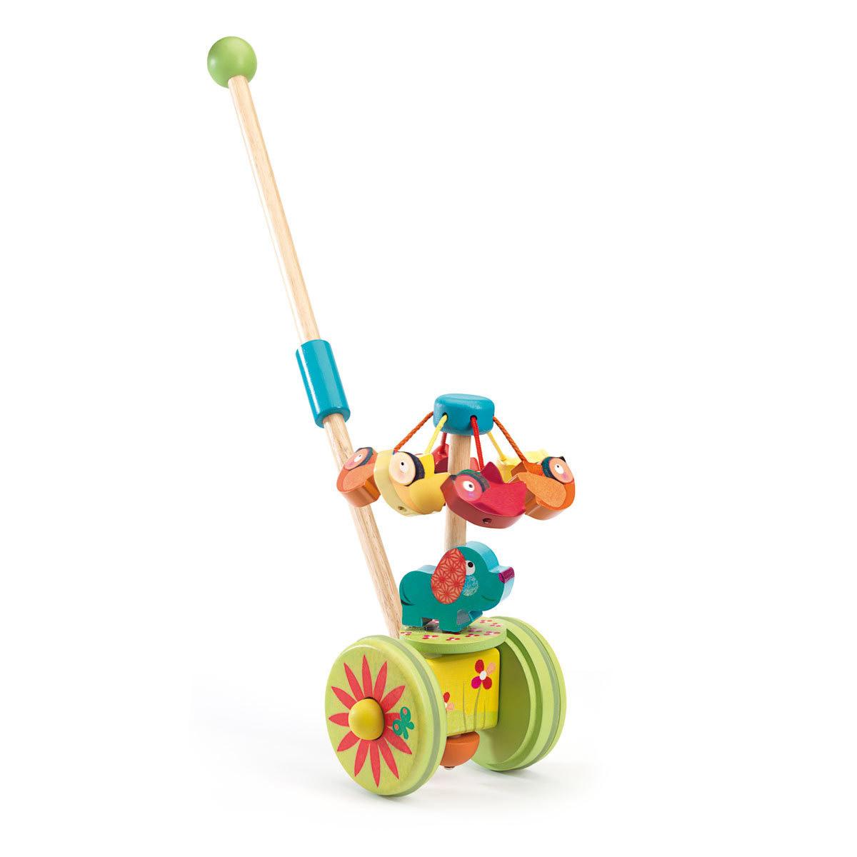 Mes premiers jouets Rouli Cui-cui à Pousser Rouli Cui-cui à Pousser
