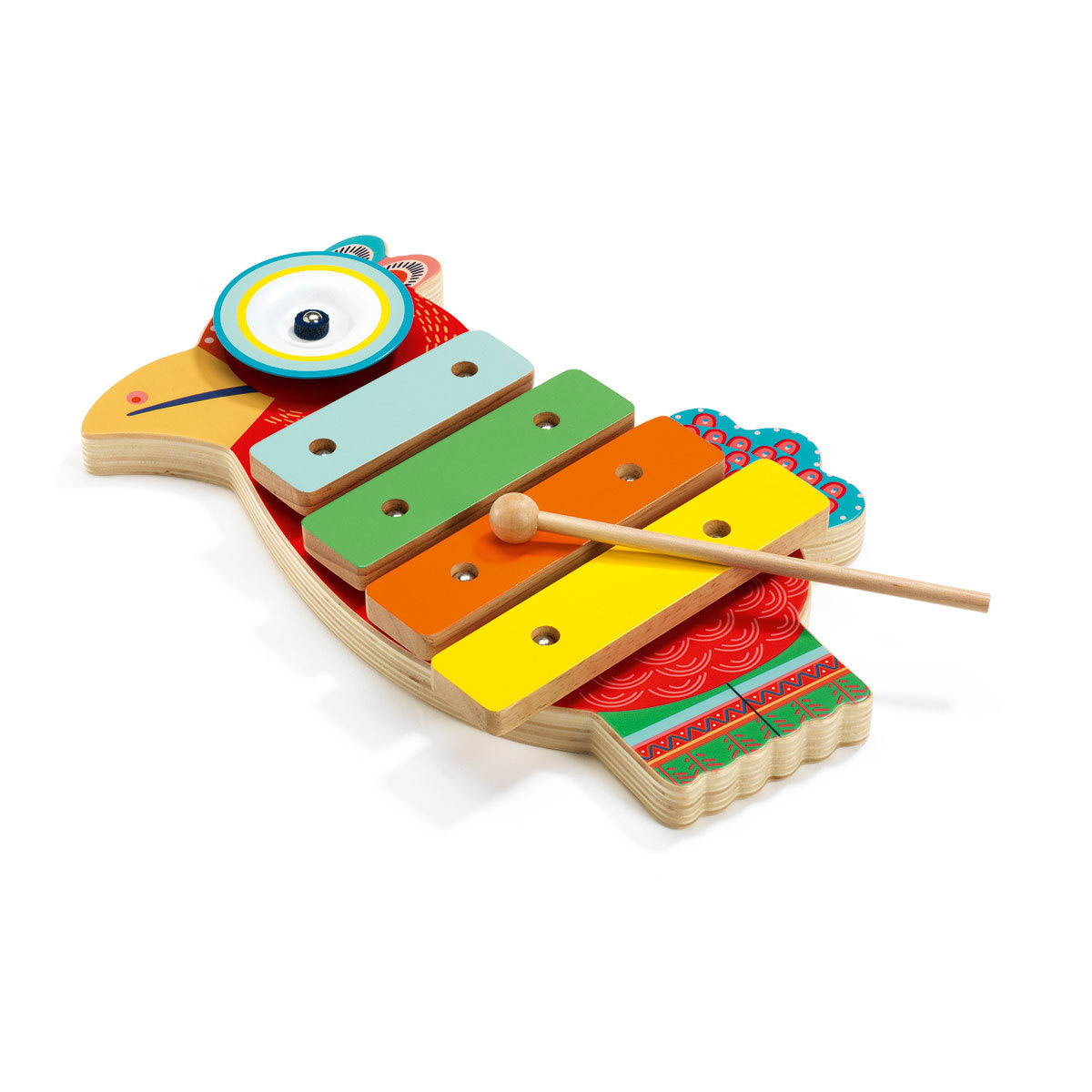Mes premiers jouets Cymbale et Xylophone Animambo Cymbale et Xylophone Animambo