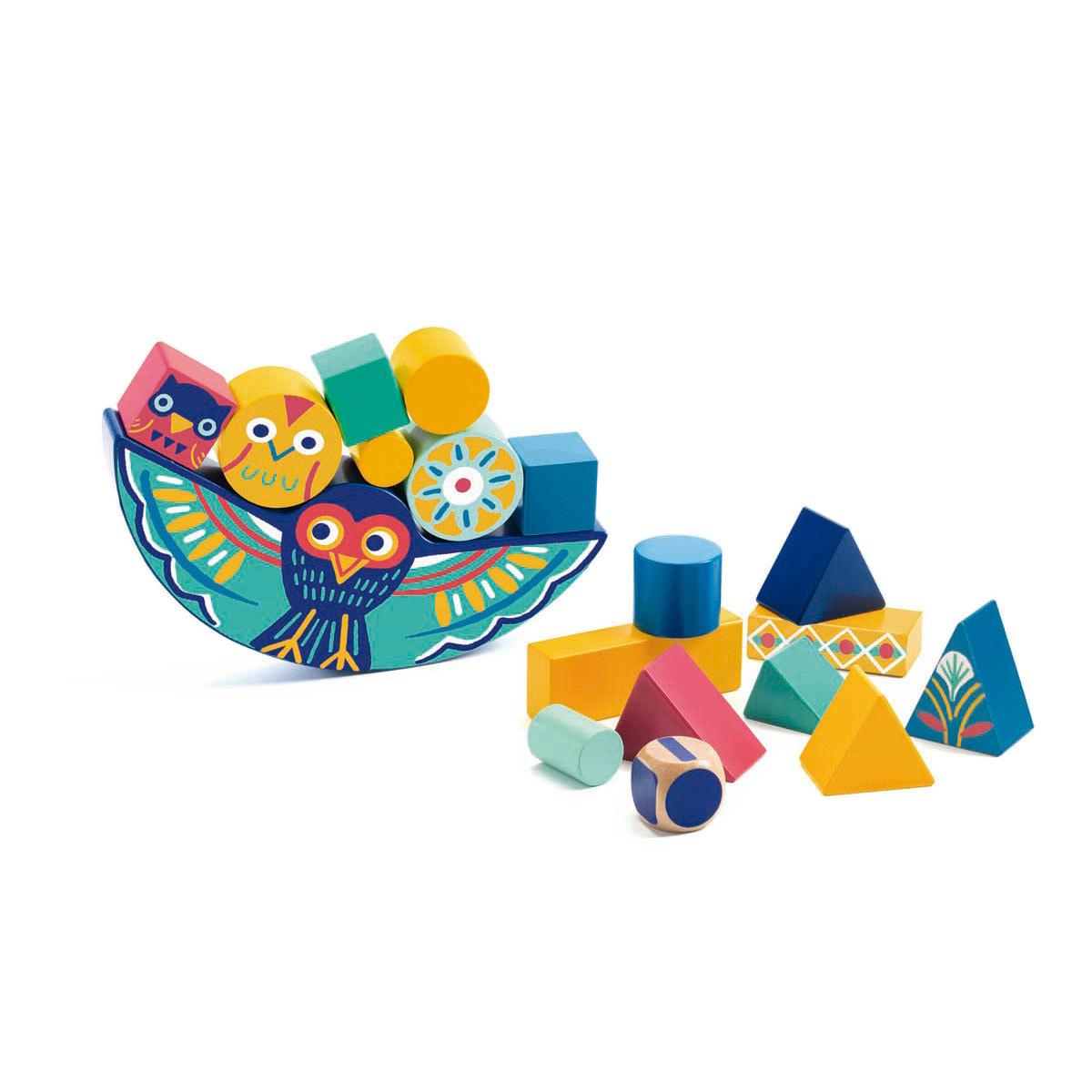 Mes premiers jouets Jeu de Construction - Ze Balanceo Jeu de Construction - Ze Balanceo