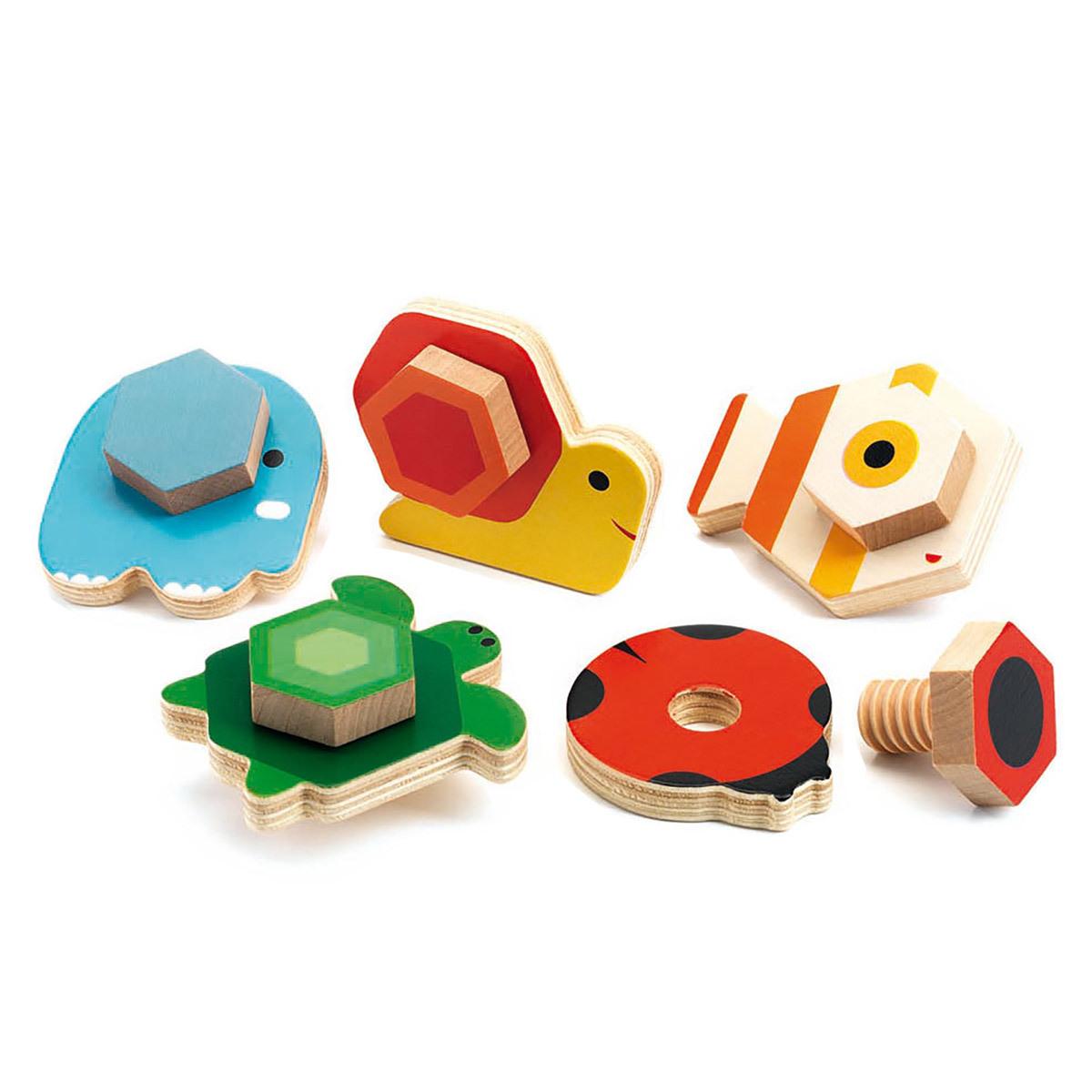 Mes premiers jouets Jouet d'Eveil - Tournabasic
