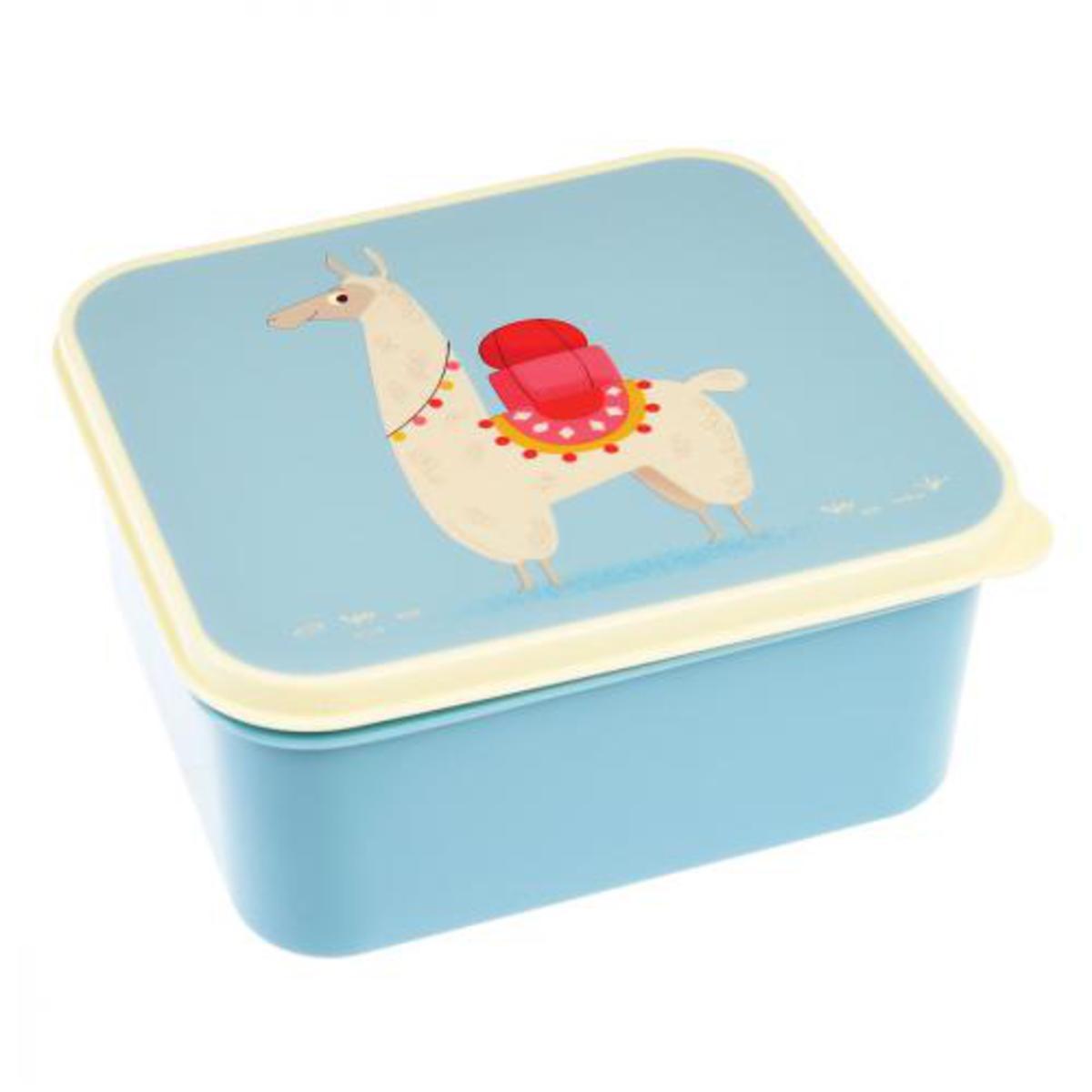 Vaisselle & Couvert Boîte à Goûter Llama Boîte à Goûter Llama