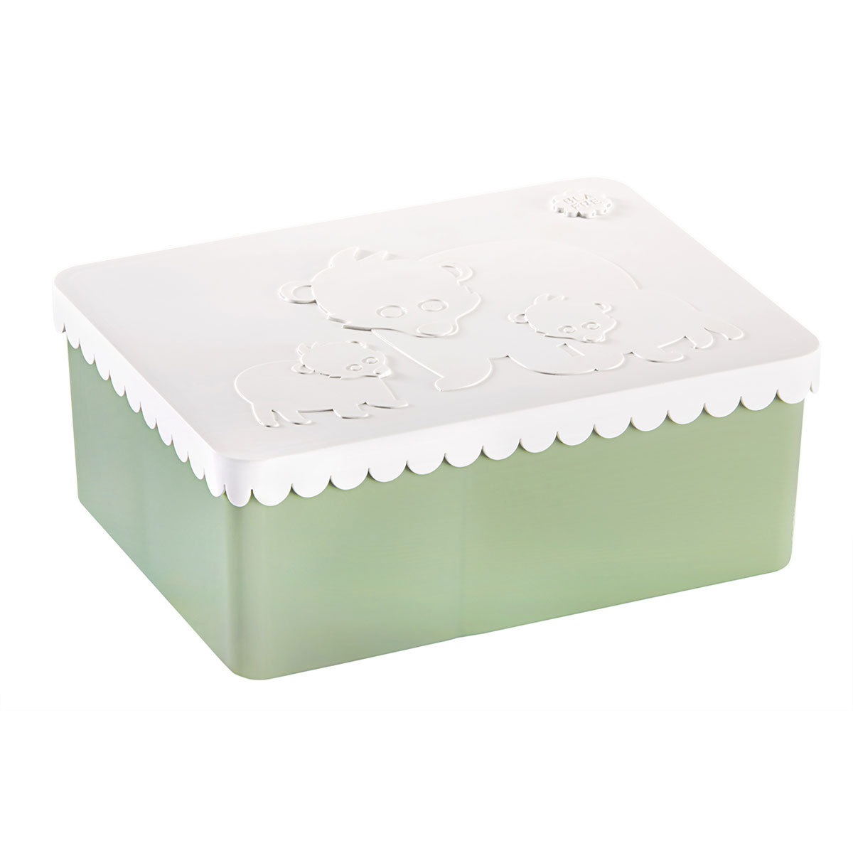 Vaisselle & Couvert LunchBox Polar - Blanc / Vert LunchBox Polar - Blanc / Vert