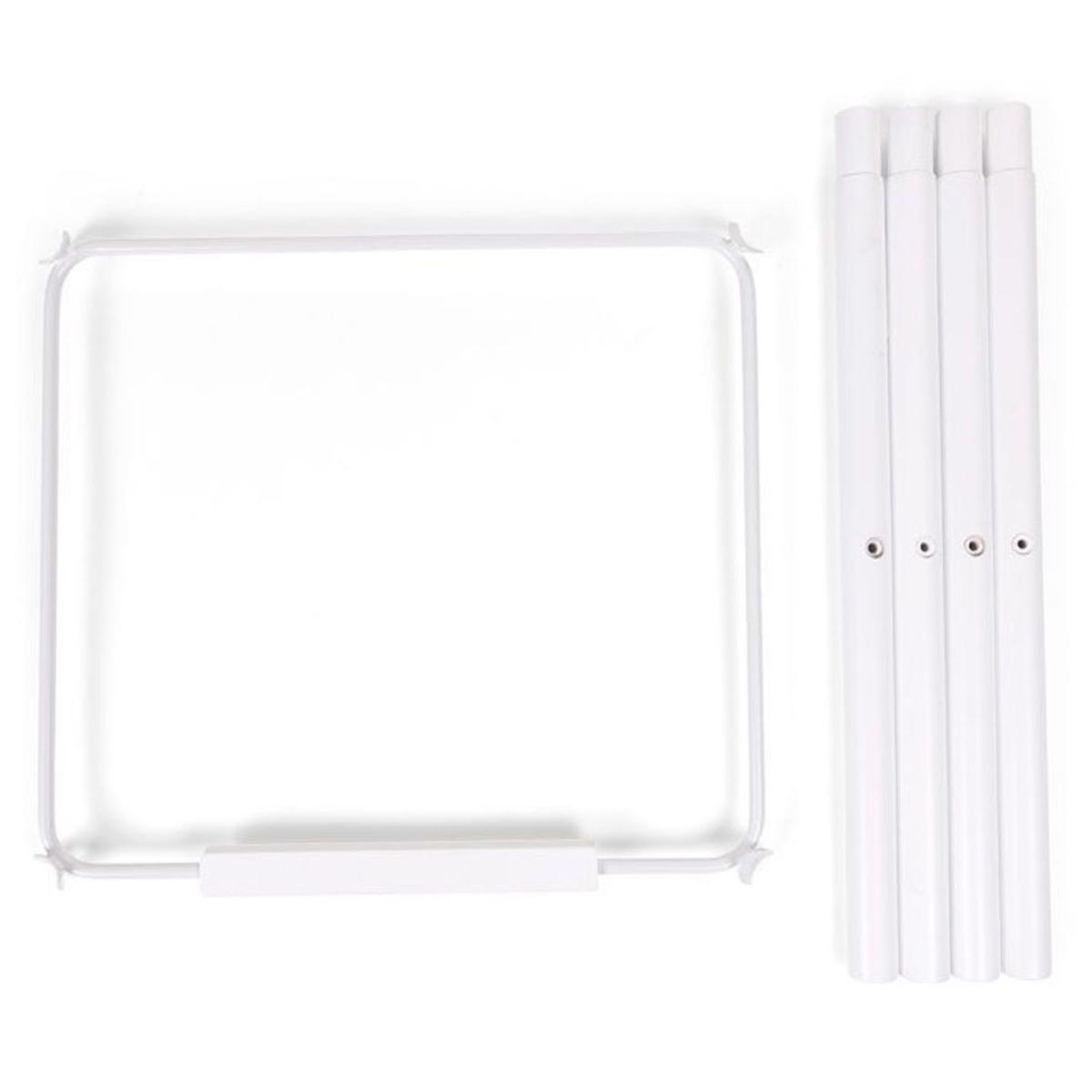 Chaise haute Set de Pieds Longs pour Chaise Haute - Blanc Set de Pieds Longs pour Chaise Haute - Blanc
