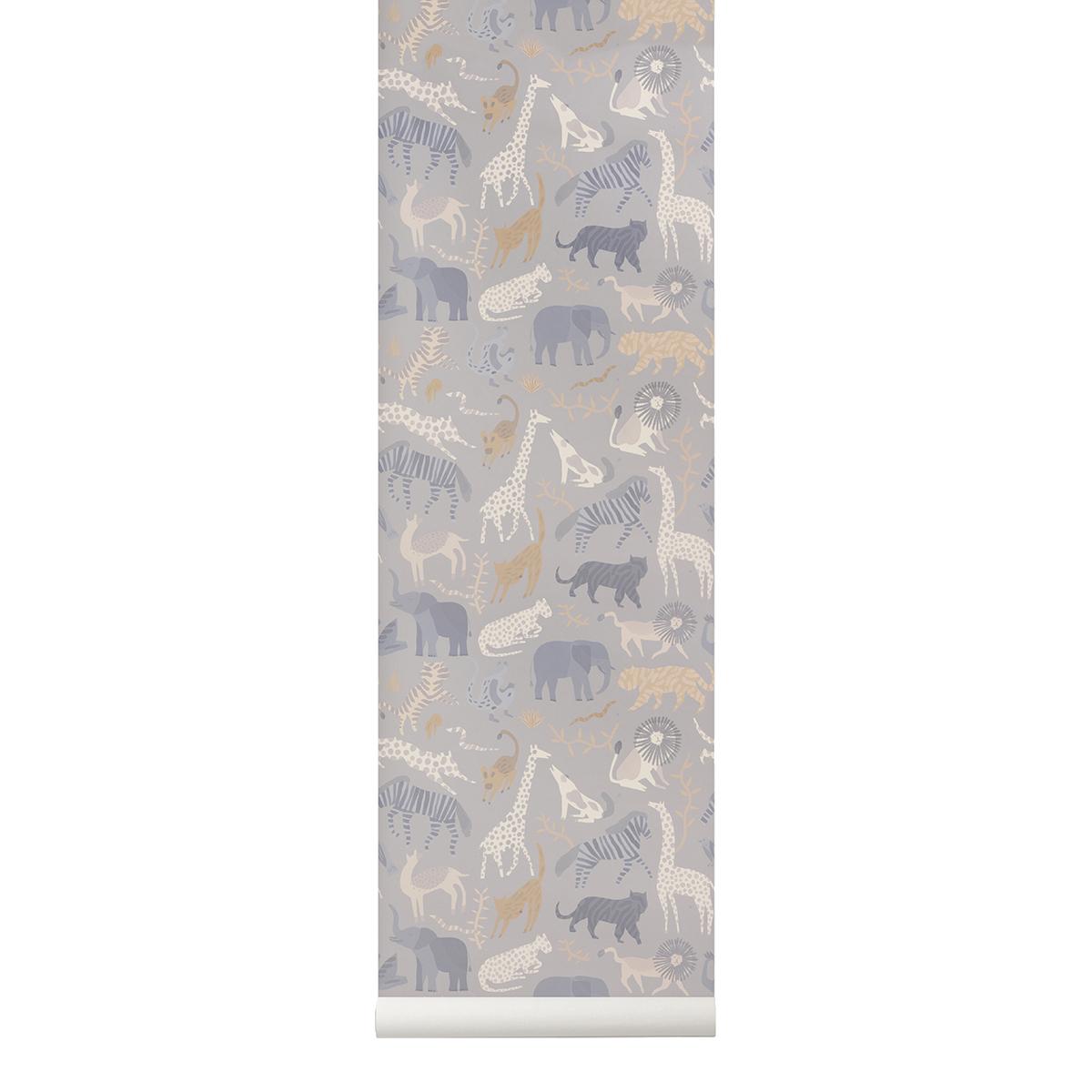 Papier peint Papier Peint - Safari Papier Peint - Safari