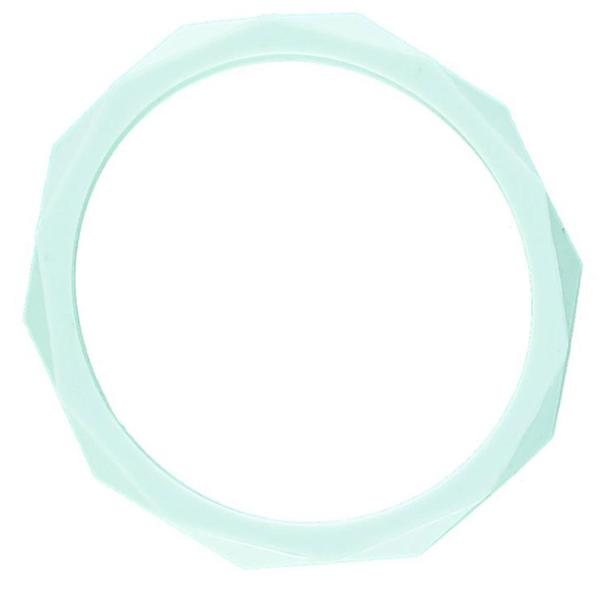 Dentition Bracelet Bangle - Menthe